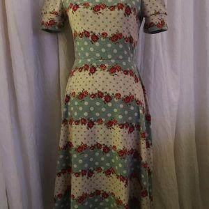 NWOT Voodoo Vixen Dress